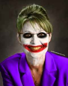 palin clown four
