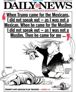 trump headlines muslims