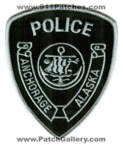 anchorage police