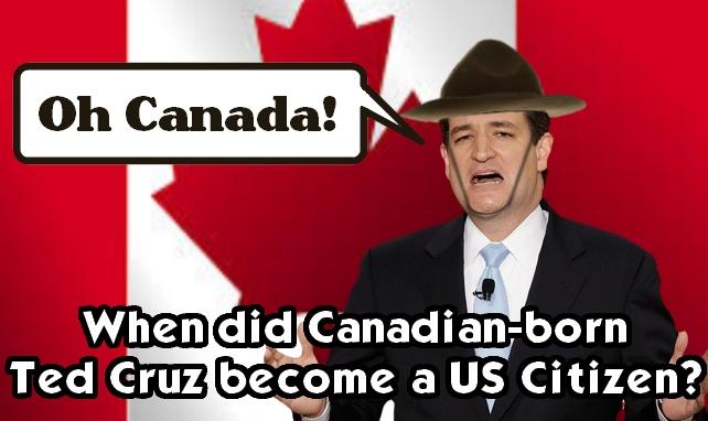Trump resumes Canada critique of Cruz