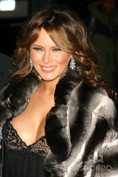 Melania Trump Photos When She Was Young Pictures to Pin on Pinterest ...