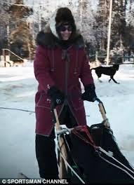 palin sunglasses three dog sled
