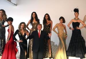 trump beauty contestants