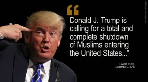 trump quote two muslims