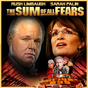 palin limbaugh sum of all fears