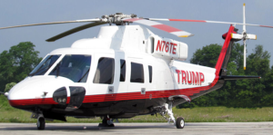 trump plane two helicopter