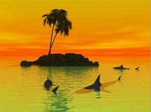 desertedisland sharks
