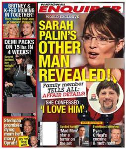 palin brad hanson natl enquirer