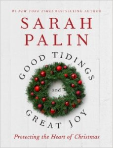 palin christmas book