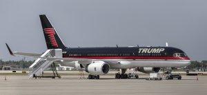 trump plane one