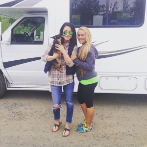 bristol palin camping friend bigger picture