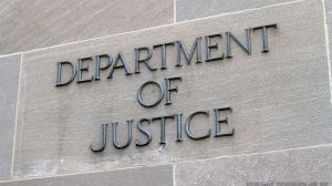 department justice