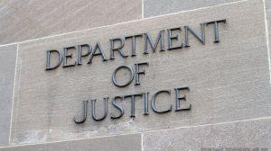 department justice