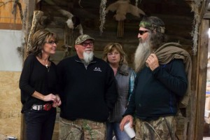 palin duck dynasty three