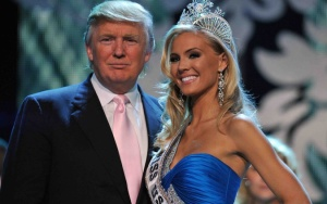 trump beauty queen