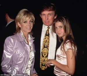 trump pedophile three