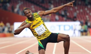 usane bolt pointing two
