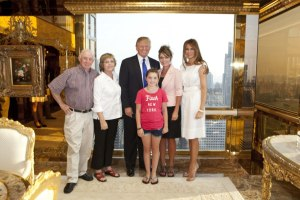 trump-and-the-palin-family