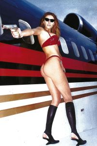melania-trump-naked-shooting-on-plane