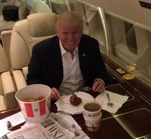 trump-fork-chicken