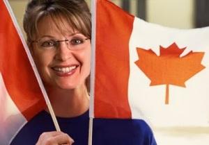 palin-canada-flag