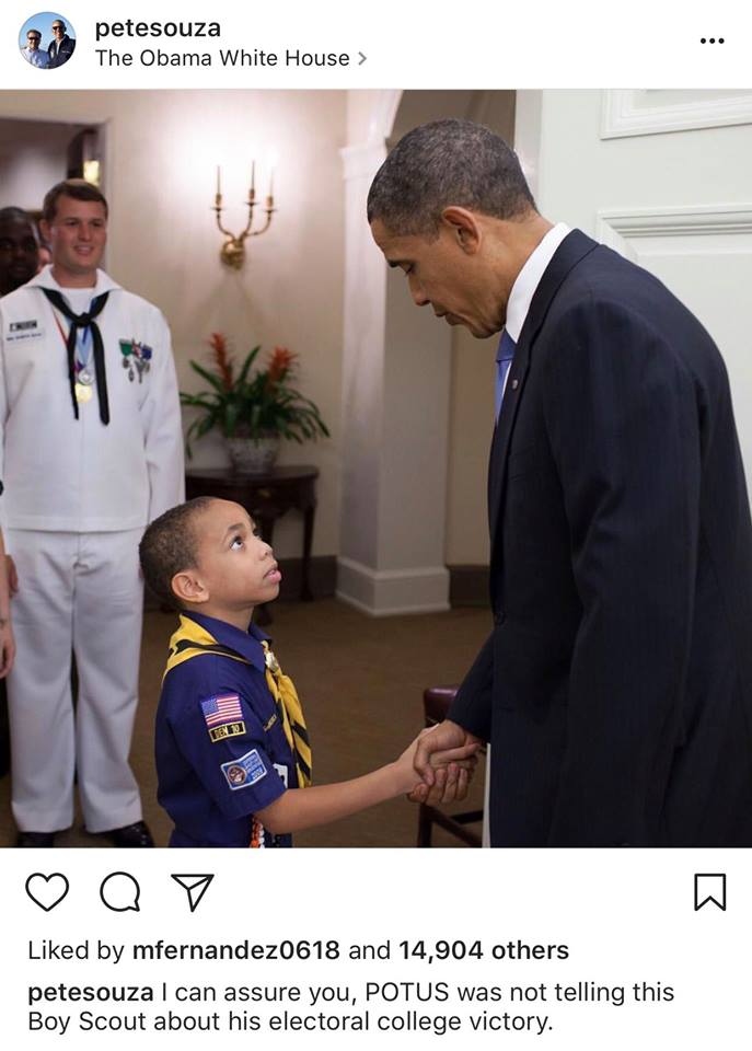 Image result for trump boy scout