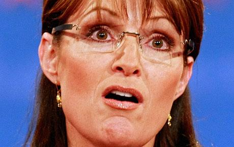 Image result for sarah palin confused
