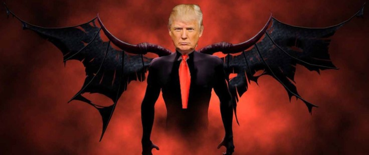Image result for trump lucifer