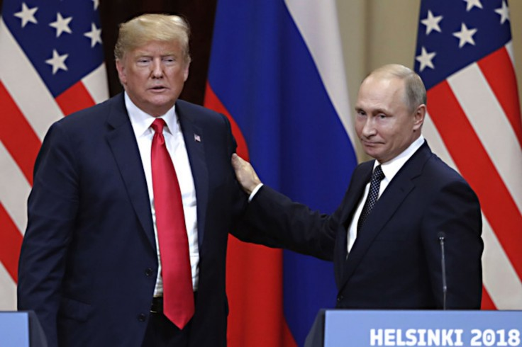 Image result for trump russians oval office